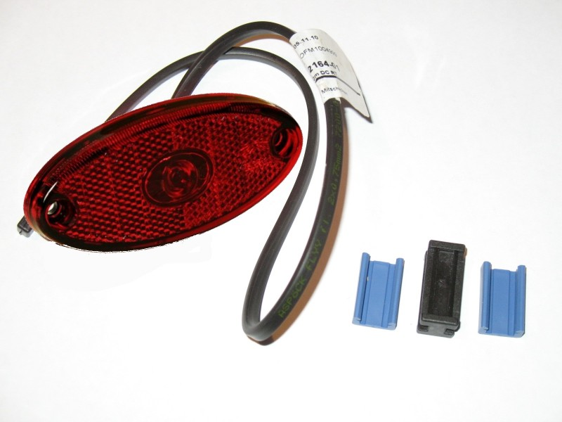 asp ck flatpoint ii seitenmarkierungsleuchte led rot anh nger ersatzteile beleuchtung elektrik. Black Bedroom Furniture Sets. Home Design Ideas